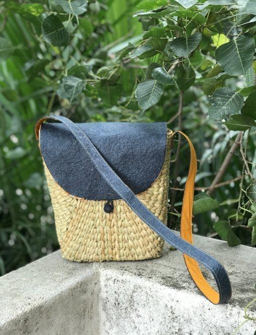 weaved boho handbag Ziveli