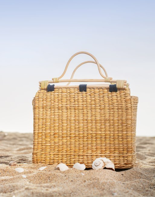 handcrafted office bags for women