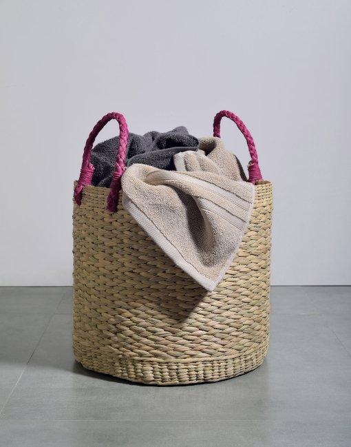 Large handmade basket Ziveli