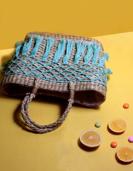straw classy bag