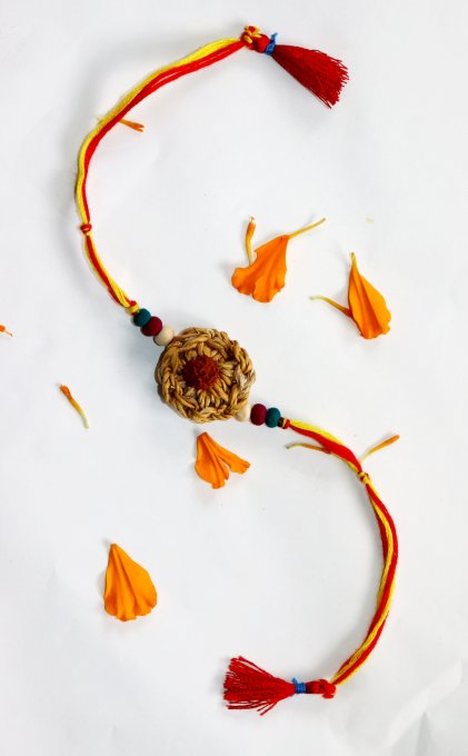 handcrafted seed band