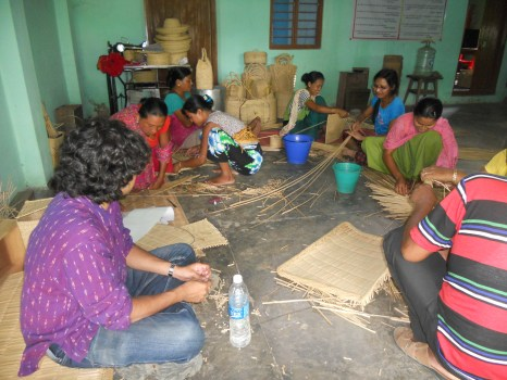 Our Artisans at work