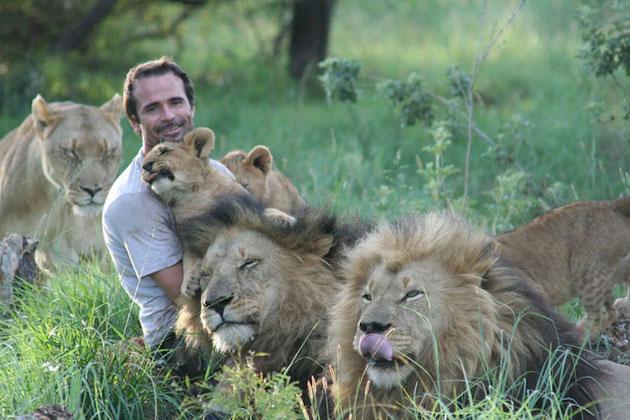 Šaptač lavovima