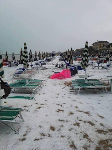 Jaka oluja u Italiji