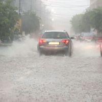 Olujno nevrijeme uz obilnu kišu i tuču pogodilo dijelove Srbije