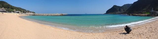 Pláž Dawulunao