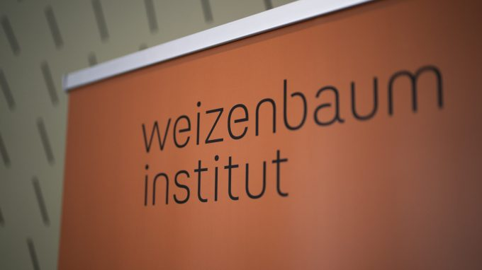 Weizenbaum Institut © Hans-Christian Plombeck