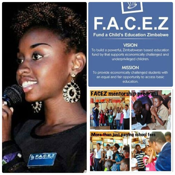 Lisa Chiriseri Zimbabwe International Women' Awards