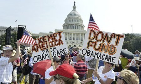 Who is responsible for the US shutdown? The same idiots responsible for the 2008 meltdown