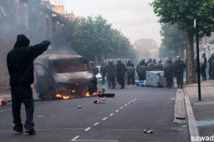 Basic instincts: The rioters' impotent envy