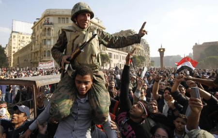 The miracle of Tahrir Square