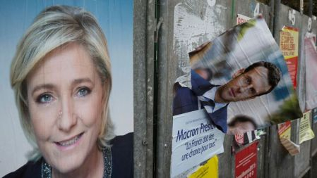 On Liberal Blackmail: Refusing the False Choice between Marine Le Pen and Emmanuel Macron