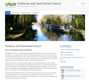 Fretherne with Saul Parish Council