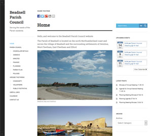 Beadnell Parish Council