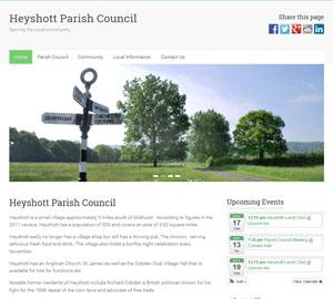 Heyshott Parish Council