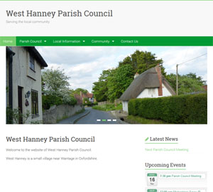 West Hanney Parish Council