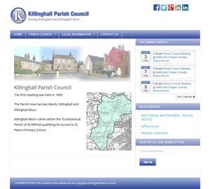 Killinghall Parish Council