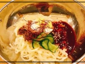 冷麺,写真