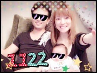 吉澤ひとみ,家族,写真