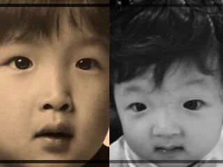 中村獅童,陽喜,写真