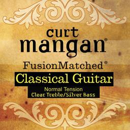 Curt Mangan Classic Nylon Normal Tension Strings