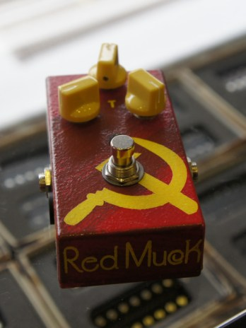 JAM Pedals Red Muck – #02