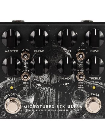 "Darkglass Electronics – B7K Ultra v2 –  Limited Edition ""The SQUID"""