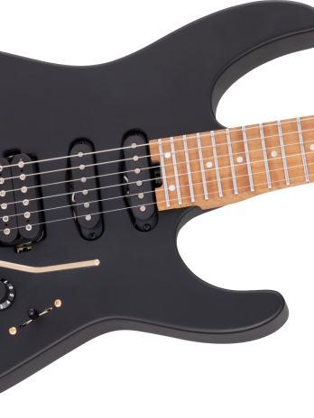 Charvel USA Select DK24 HSS 2PT CM – Satin Black – Pre Order!
