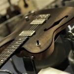Patrick James Eggle Oz-T Carve-top – Bog Oak