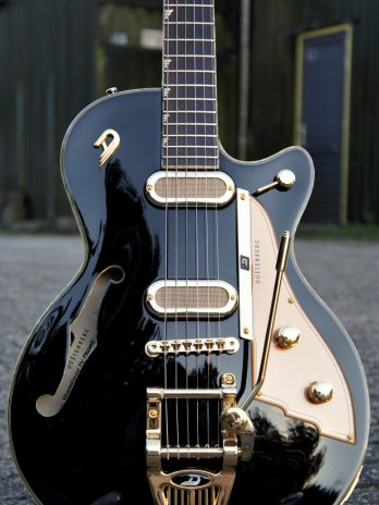 Duesenberg Starplayer TV Phonic – Black