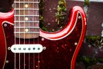 Fender Custom Shop '60 Stratocaster Relic – Candy Apple Red