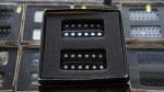 Bare Knuckle Bootcamp Brute Force 6 Humbuckers – Open Black / 50 mm