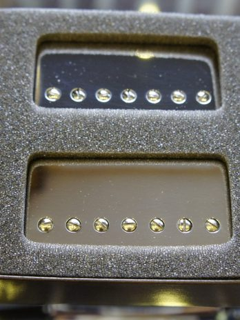 Bare Knuckle Bootcamp Brute Force Humbucker 7 set – Covered Nickel