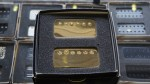 Bare Knuckle Bootcamp True Grit 6 Humbuckers – Gold Cover / 50mm Set