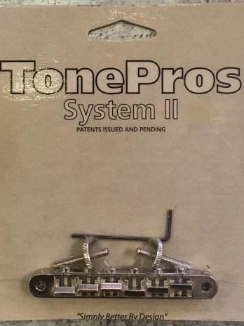 TonePros AVR2-N Vintage Tune-O-Matic Bridge