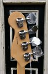 Fender American Pro Jazz Bass Flame Maple Top  – Limited Edition