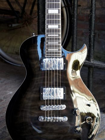 Ibanez ART120QATKS – Transparent Black Sunburst