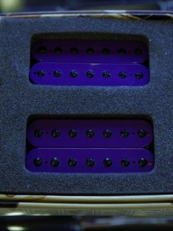 Bare Knuckle Silo 7 Set – Blue / Black Screw
