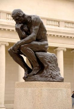 The_Thinker,_Auguste_Rodin