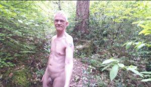 Nude hike England