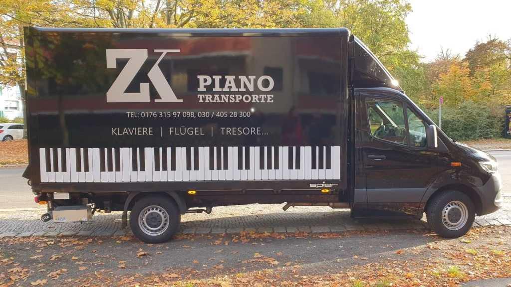 Klaviertransporter
