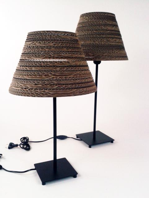 2 lampy stojące - 1