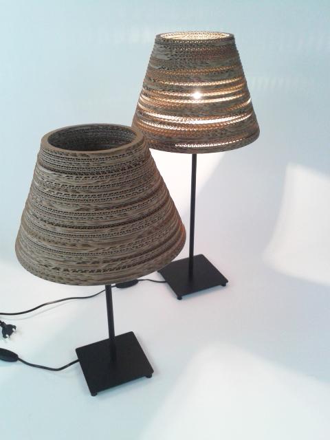 2 lampy stojące - 2