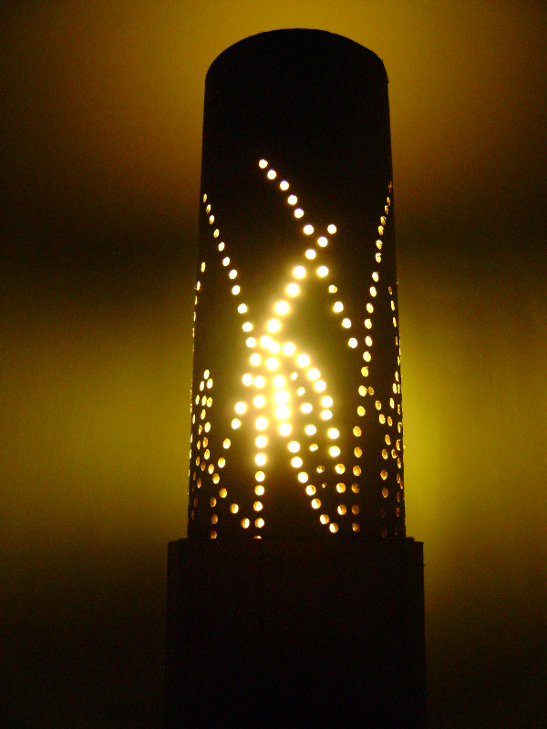 Lampa laka - 1