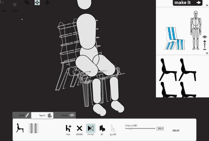 stolek-2 - projekt stołka
