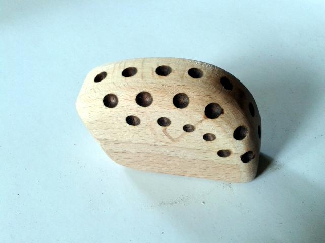 Uchwyty wspinaczkowe drewniane - 21