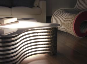 Podswietlany stolik - 2