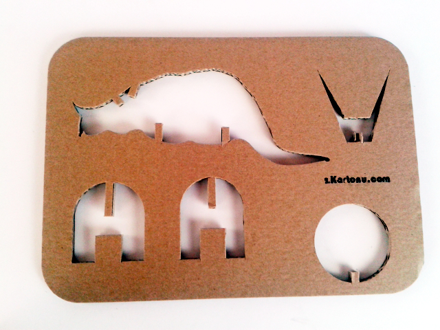 kartonowe dinozaury - 3- 2