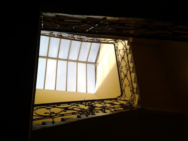 Galeria na schodach - 2
