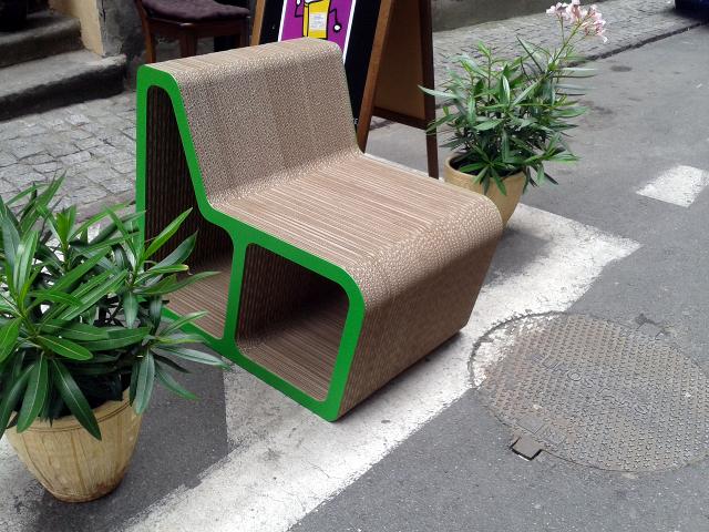 Sesja fotel z karotnu - 3